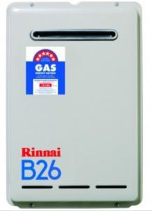 Rinnai Infinity B26 Builders Range